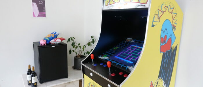 Pacman BnB Antwerp
