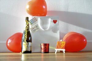 BnB Antwerp Valentine Package