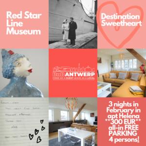 BnB Antwerp promotion February